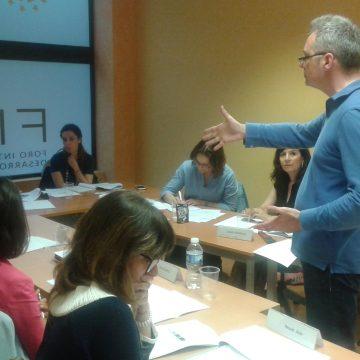 Finaliza la primera edición del curso de coaching ejecutivo
